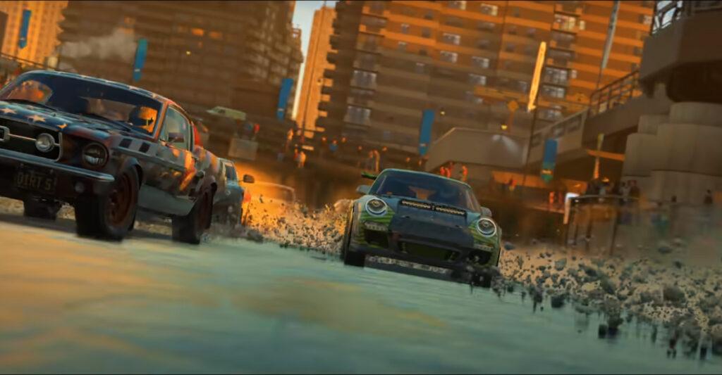 Dirt 5 Screenshot 2