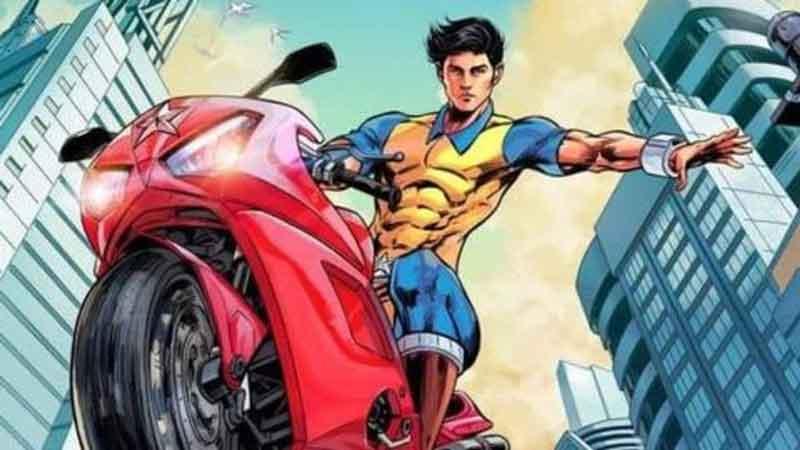 Dhruv Comics