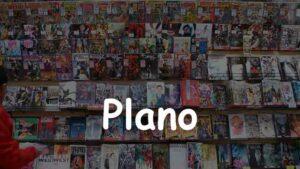 comic book store in plano